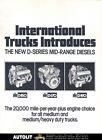 1976 international dseries diesel truck engine brochure enlarge buy it