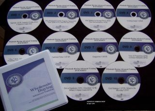 RUSS WHITNEY WHOLESALE BUYING ADVANCED SERIES COMPLETE DVD SET WITH