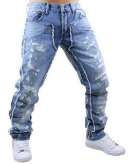 Mens Cipo Baxx denim funky new jeans only few pair to clear *BARGAIN