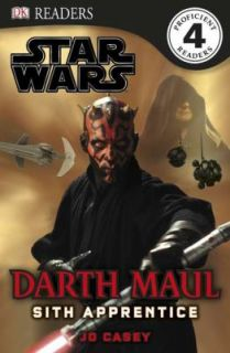 Star Wars Darth Maul Sith Apprentice by Dorling Kindersley Publishing