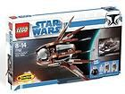 Lego Star Wars The Clone Wars Count Dookus Solar Sailer (7752)
