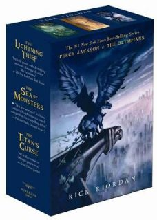 Jackson and the Olympians Nos. 1 3 by Rick Riordan 2008, Other