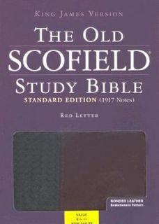 The Old Scofield Study Bible, KJV (2004,