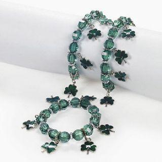 lot of 3 bracelets st patricks day 24 1562  5 99