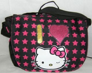 Hello Kitty Laptop Messenger Bag Tote VALENTINE GIFT  NWT