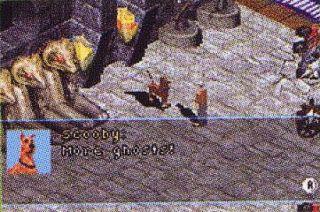 Scooby Doo Nintendo Game Boy Advance, 2002