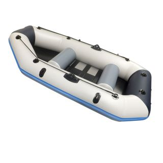 5ft Inflatable Fishing Boat Dinghy PVC 0.7MM Raft Water Sports With