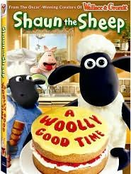 Shaun the Sheep A Woolly Good Time (DVD