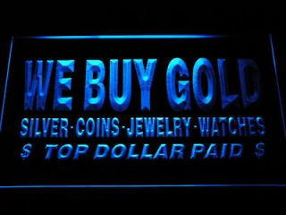 i1002 b We buy Gold Silver Coins Jewelry Watches Top Dollar Paid Neon