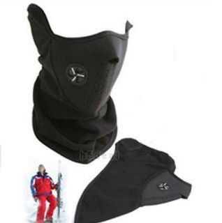 new ski motorcycle bicycle neck warmer veil face mask from