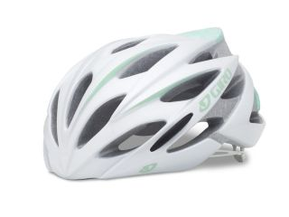 Giro Womens Sonnet White/Soda Pollinate Road Bike Helmet Size Small