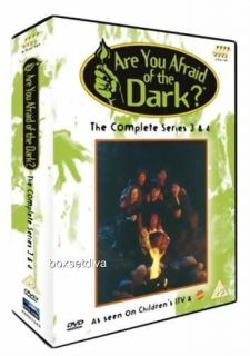 are you afraid of the dark complete series 3 4
