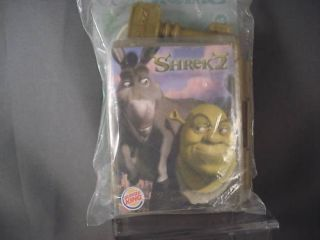 burger king kids meal shrek 2  9