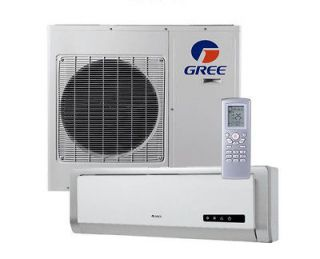 gree 30000 btu 16 seer ductless mini split heat pump