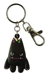 So So Happy Moodees Mad Dog PVC Keychain Bag Clip