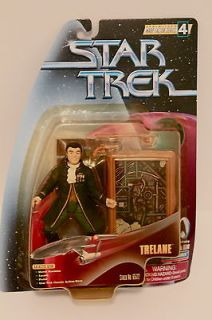 Star Trek Warp Factor Series 4! Trelane With Galactic Gear! MOC!