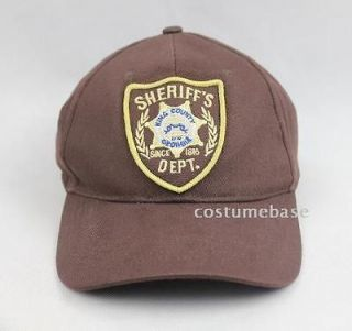 WALKING DEAD CAP hat baseball ballcap Rick Grimes Shane Walsh