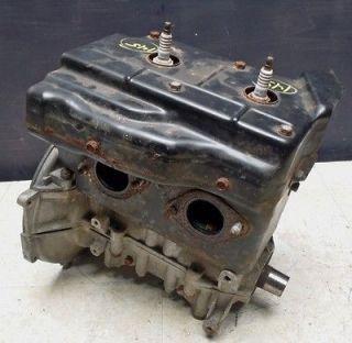 polaris indy lite 340 snowmobile engine motor block time left