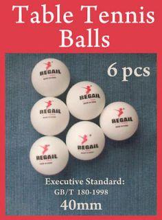 Table Tennis Balls White Ping Pong Balls 40mm Kids shooting a pistol