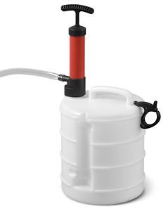 TRAC   7 Liter Fluid/Oil Extractor   Great for oil changes and the