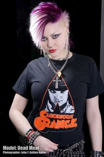 clockwork orange shirt alex droogies moloko plus cult
