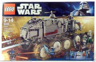 lego star wars clone turbo tank 8098 in Star Wars