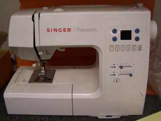 singer precision 7444 sewing machine for parts only time left