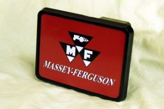 vintage massey ferguso n tractor logo hitch cover time left
