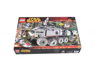 Lego Star Wars Episode III Clone Turbo Tank 7261
