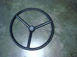 ford tractor 3000 steering wheel  21 00