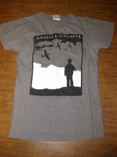 ANGELS & AIRWAVES tour youth med T shirt Blink 182 concert tee