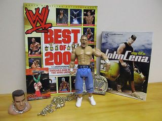 john cena necklace in Sports Mem, Cards & Fan Shop