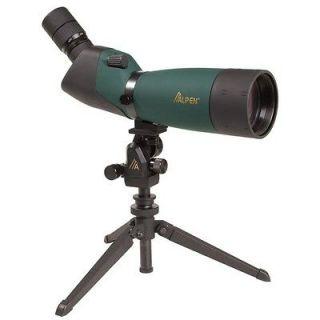 20 60x80 Waterproof Spotting Scope with 45 Degree Eye Piece 788
