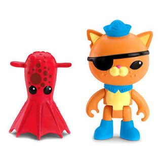 NIB OCTONAUTS Kwazii and Vampire Squid Character Figure Toys   Disney