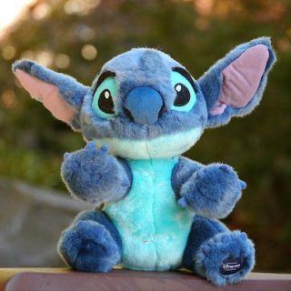 10  Exclusive Blue Stitch from Lilo & Stitch Plush Toy