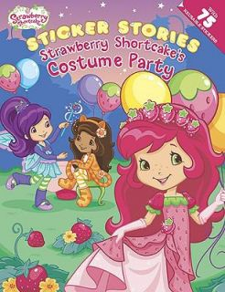 Strawberry Shortcakes Costume Party 2010, Paperback