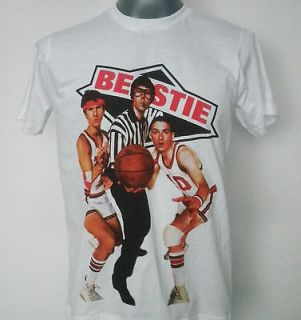 beastie boys retro rap t shirt white size medium