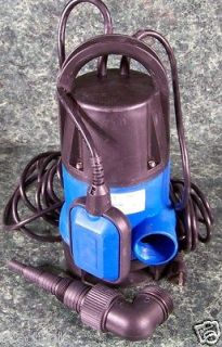 hp electric submersible sump water pump new time