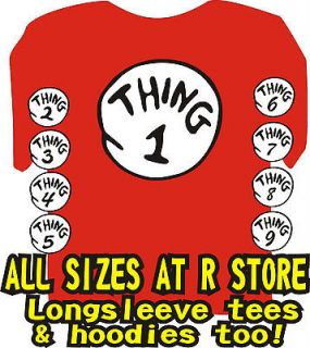 dr seuss shirts in Clothing, Shoes & Accessories