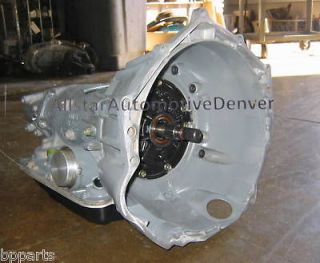 GM/CHEVY 4L60E REMANUFACTURED PERFORMANCE TRANSMISSION (5.3/6.0L) 1999
