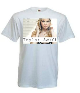 taylor swift t shirt child adult sizes 3yrs 3xl more