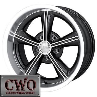 17 Grey ION 625 Wheels Rims 5x114.3 5 Lug Jeep Wrangler Ranger