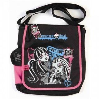 new monster high messenger school despatch bag gift