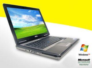 Dell Latitude D620 Laptop Core 2 Duo 1.66Ghz/80GB/2GB DVD/CDRW XP WiFi