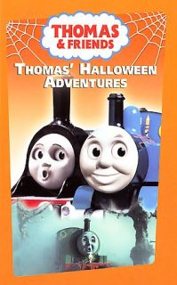 Thomas Friends   Thomas Halloween Adventures DVD, 2006