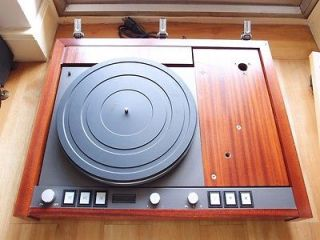 thorens td 127 electonic belt drive turntable from hong kong