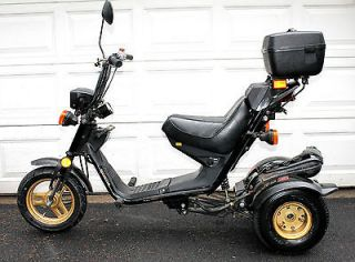 Gyro, Honda Gyro, Honda Scooter, Scooter Trike, Scooter 3 wheeler