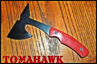 Newly listed 9 TOMAHAWK THROWING AXE BLACK SURVIVAL TACTICAL CASE