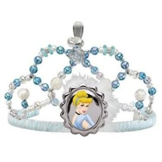 CINDERELLA Disney Princess Deluxe Child Costume Tiara Disguise 18227