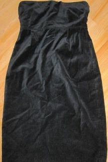 VELVET strapless dress size M 8/10 BITTEN by Sarah JESSICA PARKER new